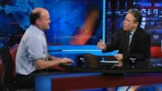 Jon Stewart / Jim Cramer Interview on The Daily Show