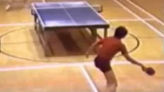 Best Ping Pong Point Ever
