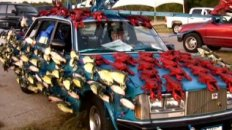 Fish on a Volvo - A Look at the Sashimi Tabernacle Choir