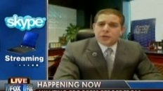 Mayor Virg Bernero of Lansing, Michigan Tears FOX Anchor a New One