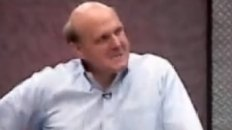 Steve Ballmer Going Crazy