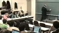 Professor Smashes Laptop