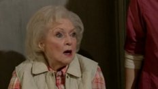 MacGruber, With Betty White as Grandmother