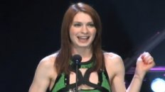 Felicia Day&#039;s Acceptance Speech - Streamy Awards 2009
