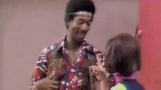 "Morgan Freeman Gets Groovy On ""The Electric Company"""