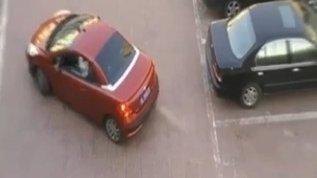 Parking Fail Cabrio