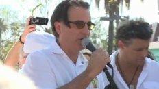 Fighting Castro in LA with Andy Garcia & Perez Hilton