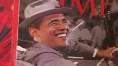 Obama Still Smokes