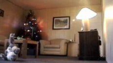 Christmas Tree Torches Room in Under 60 Seconds