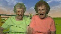 Greenscreen Grandmas
