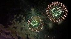 ITN News: Watch the whole of Sydney's New Year's fireworks display
