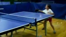 2020 Olympic Game Ping Pong Champion