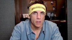 """Ben Stiller Tells Lance Armstrong About STILLERSTRONG, His """"Original Idea"""""""