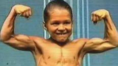 World's Strongest Boy