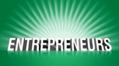 Entrepreneurs Can Change The World