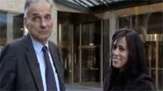 The Obama Girl and Ralph Nader Show!