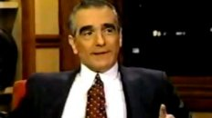 Scorsese On LATER