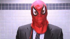 Wes Anderson Spider-Man
