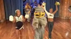 Late Night - OUR VERY OWN CHATTANOOGA MOCS PEP RALLY