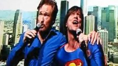 Conan O'Brien - It's Not Easy Being... Superman