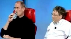 Steve Jobs & Bill Gates Discuss Gay Marriage