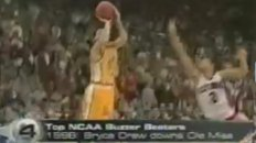 ESPN Top Ten NCAA Buzzer Beaters