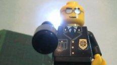 Lego Matrix: Trinity Help