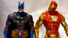 Hi, I'm a Marvel... and I'm a DC: Iron Man and Batman