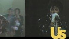 Rare Pepsi Ad Footage of Michael Jackson On Fire