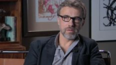 Christoph Waltz on His Role in Der Humpink