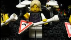Lego Spinal Tap - Tonight I'm Gonna Rock You