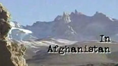 Vacationing in Afghanistan