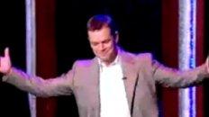 Matt Damon on Jimmy Kimmel Live