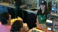 Ellen DeGeneres - Starbucks Hidden Camera