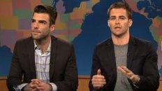 SNL: Update Feature: Star Trek