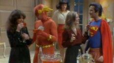 SNL's Superhero Party