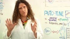 """Weird Al"" Yankovic Helps Explain Auto Tune"