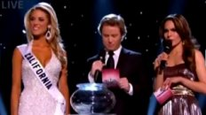 Miss California Responds To Gay Marriage Question From Perez Hilton