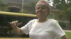 Ghost Ridin' Grandma