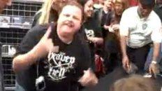Black Sabbath Fan Flips Out