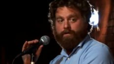 Characters of Zach Galifianakis