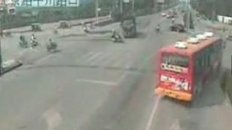 Two Motorcyclists Get Hit By Truck And Buried By Tons Of Coal
