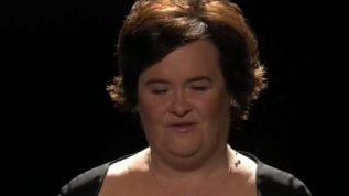 Susan Boyle WILD HORSES America's Got Talent 2009