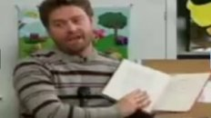 Zach Galifianakis Talks to Preschoolers