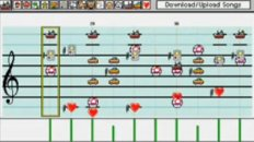 Thriller by Michael Jackson in Mario Paint Composer