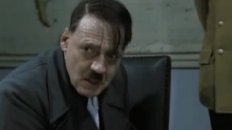 Hitler Finds Out United Breaks Guitars