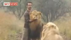 Kevin Richardson: The Lion Whisperer
