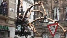 La Princesse - The Giant Spider of Liverpool