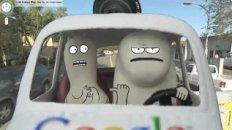 Google Street View Guys
