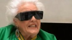 Amazing Granny DJ Rocks the Dance Floor